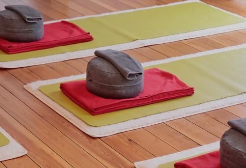 Formació Meditació Activa i Passiva a Egolot / Octubre