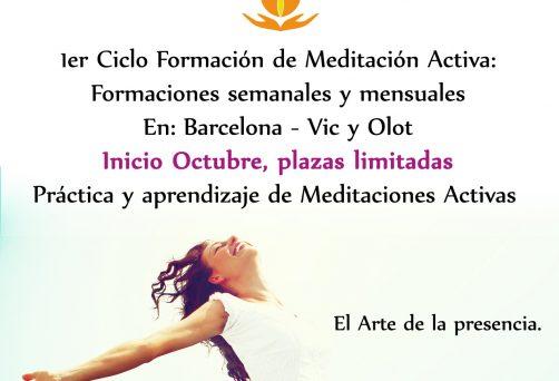 Formación FTMAP Meditación Activa y Pasiva