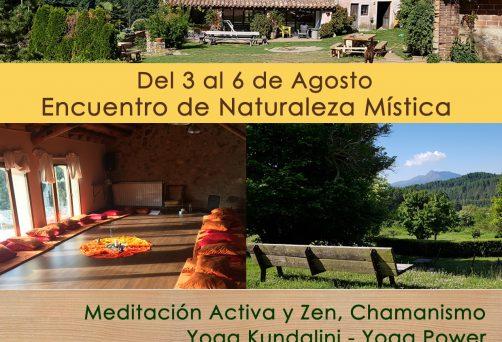 Retiro Vacacional / Naturaleza Mística en MasCarbó