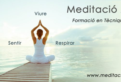 Formació F.T.M.A.P. Tècniques de Meditació Activa – 1er CICLE – a OLOT