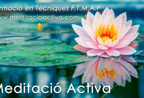 Formación F.T.M.A.P. Técnicas de Meditación Activa y passiva 2018 / 2019, centros y fechas