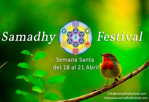 Samadhy Festival / Edición Primavera
